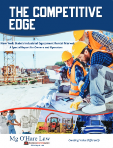 New York Equipment Rental Market Report